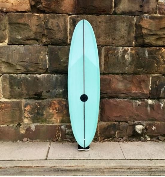 Brothers Midlength Mind Expander Surfboard