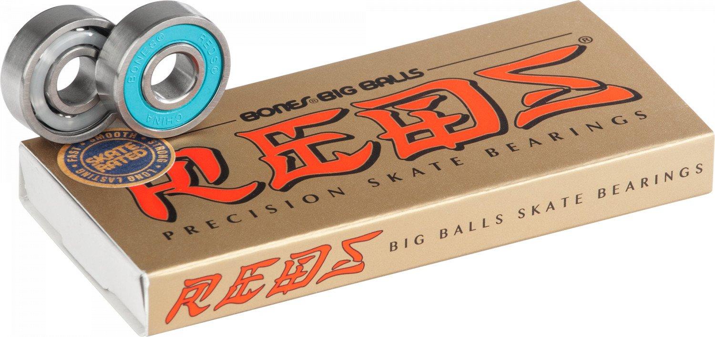 Bones Big Balls Reds Bearing 8 Pack