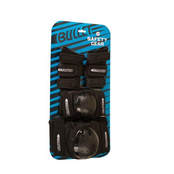 Bullet 3 Pack Pad Set Junior