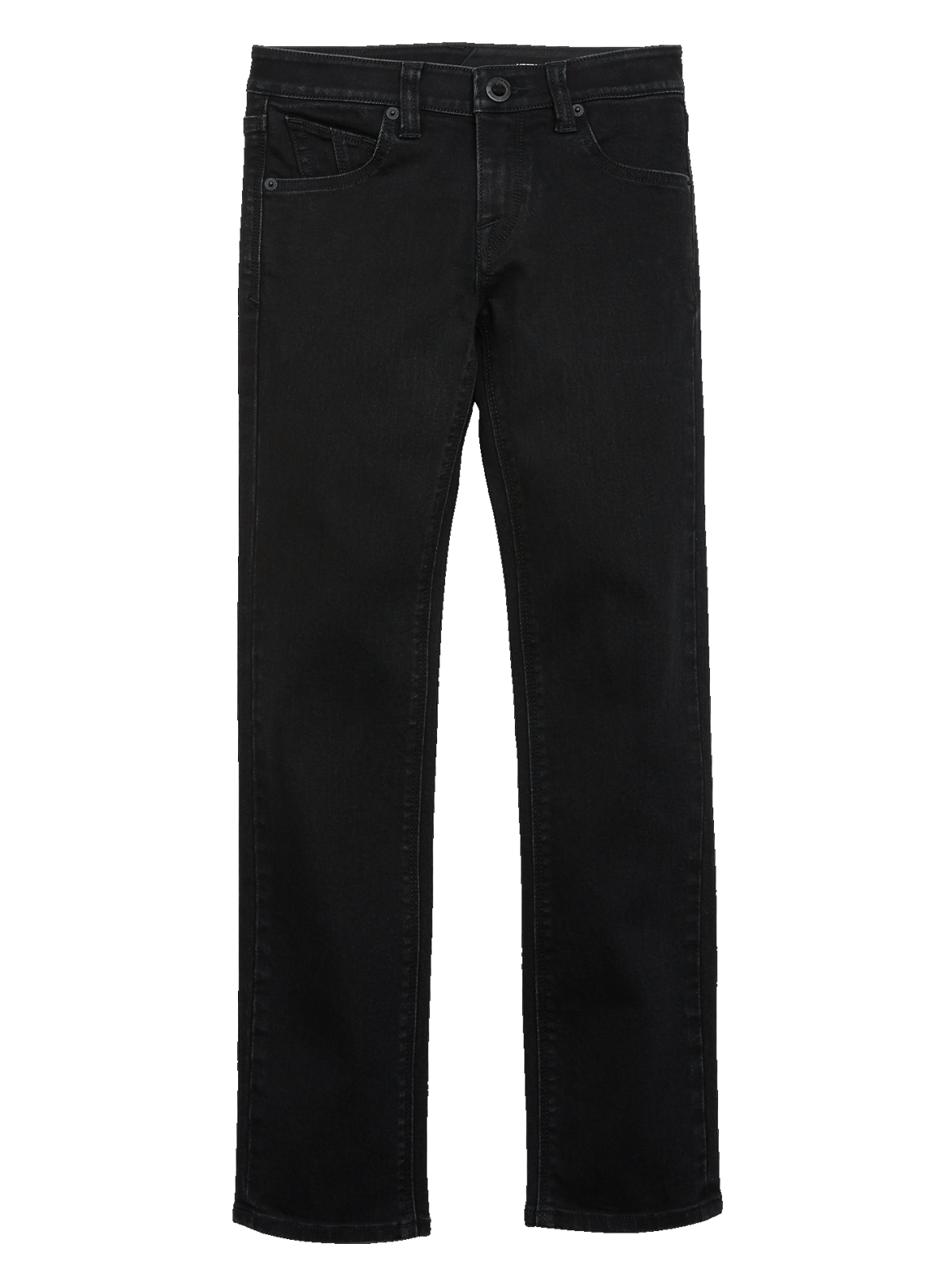 Volcom Boys Vorta Denim Black Out