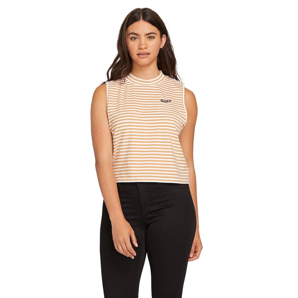 Volcom Looking Out Cami Camel