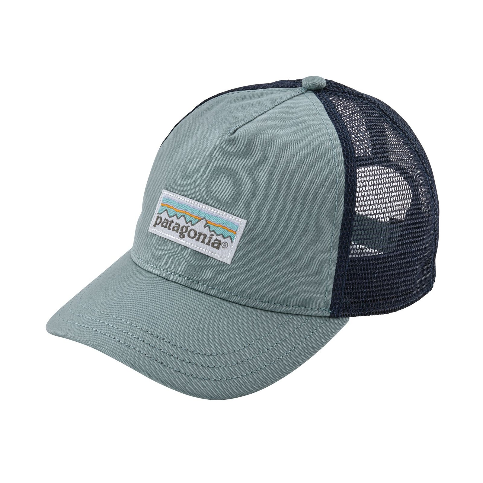 8878a204900 Patagonia Pastel P-6 Label Layback Trucker Hat - 190696104288