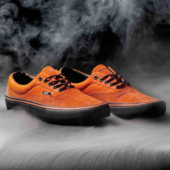 Vans Era Pro Shoe (Spitfire) Cardiel/Orange