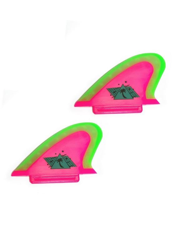 Catch Surf Safety Edge Twin Fin Set