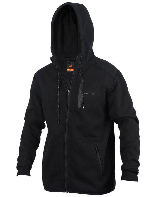 Rip Curl Departed Anti Series Fleece Black