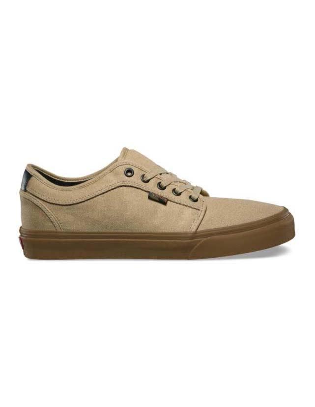 Vans Chukka Low Shoe (Camouflage) Cornstalk
