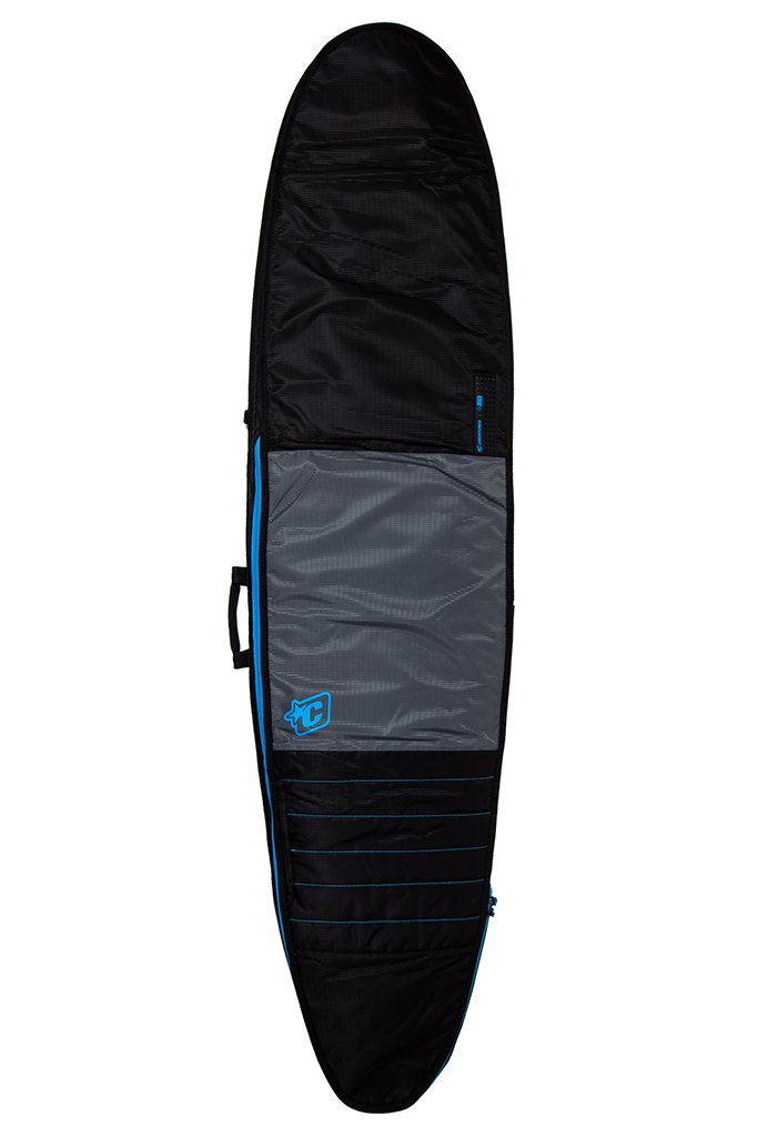 Creatures of Leisure Longboard '17 Day Use Bag Charcoal Cyan