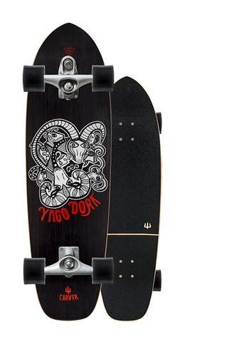 Carver Yago Dora C7 Complete Skateboard