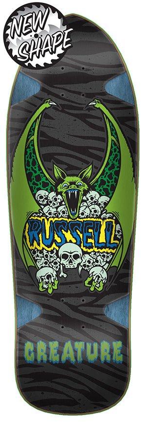 Creature Russell Orgins Deck 9.89