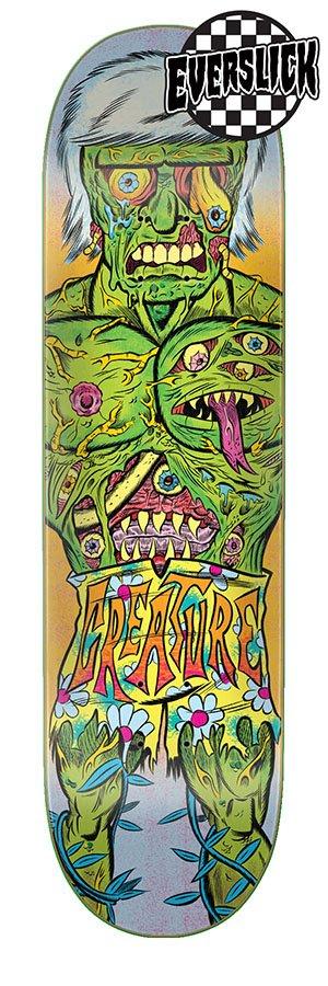 Creature Bods Jerald Everslick Deck 8.25