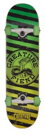 Creature 7.75 Strike Fast Complete Skateboard