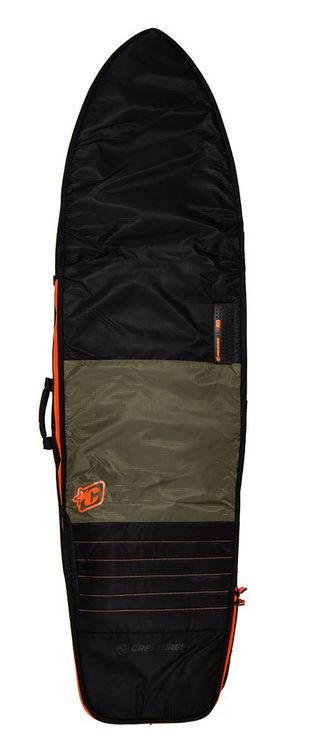 Creatures of Leisure Fish Single Travel Bag '19 Army Orange