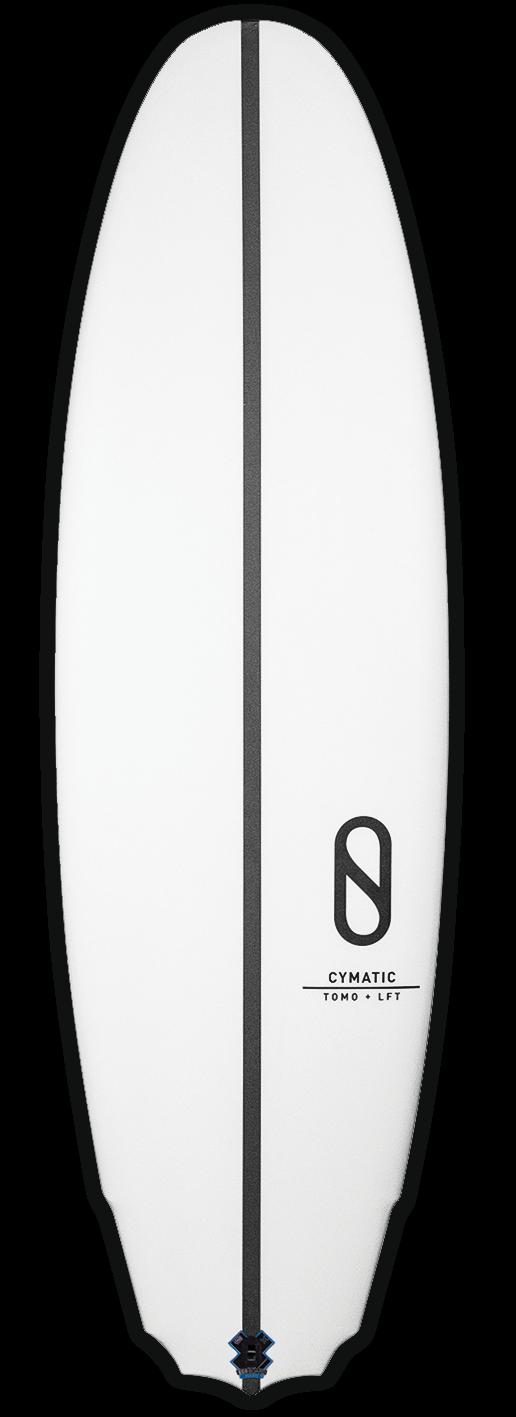Slater Designs LFT Cymatic Surfboard