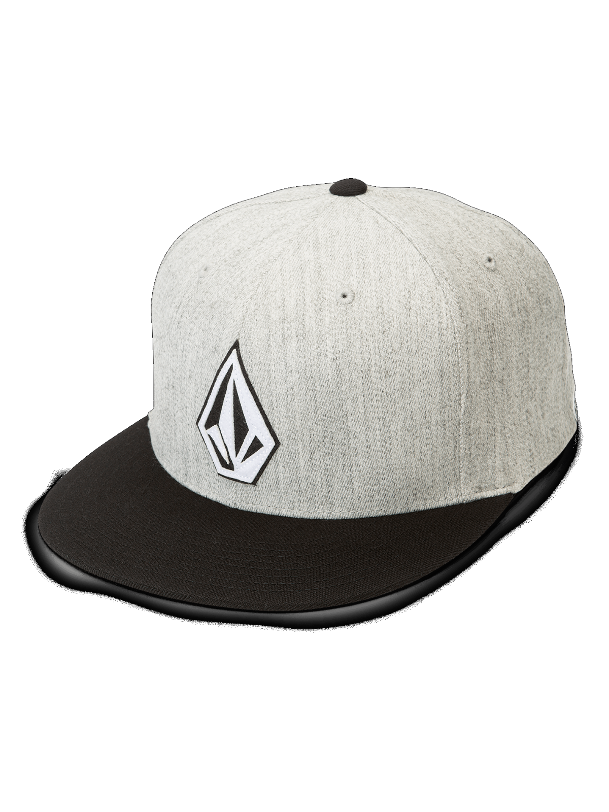 finest selection 0d5e9 90463 Volcom Stone Stack J-Fit Hat Heather Grey