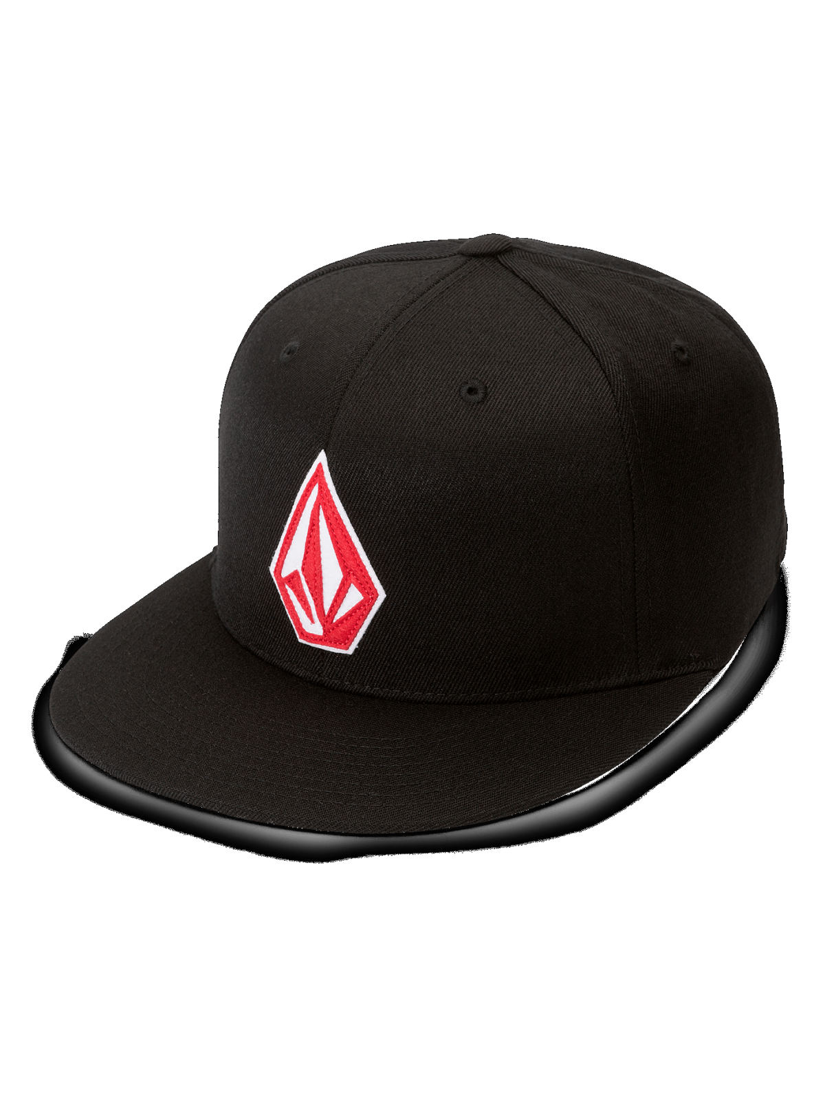 Volcom Stone Stack Hat Spark Red New