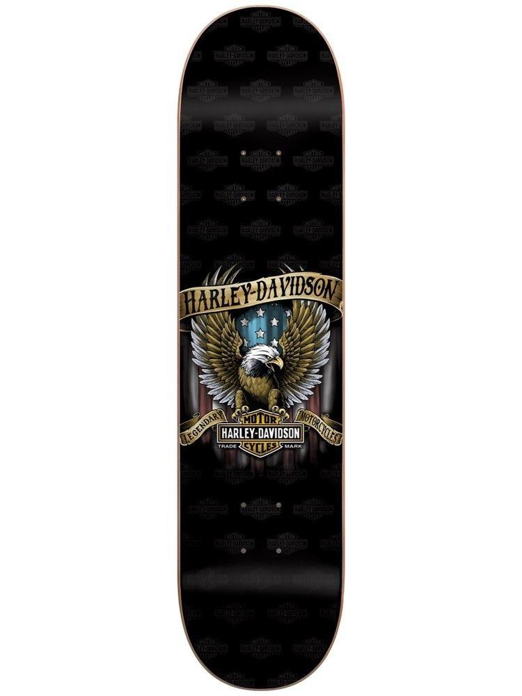 Darkstar Harley-Davidson Legendary Deck 8.00
