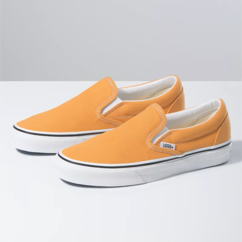 Vans Classic Slip-On Golden Nugget/ True White