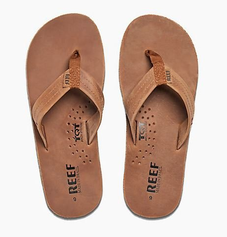 Reef Draftsmen Sandal Bronze Brown