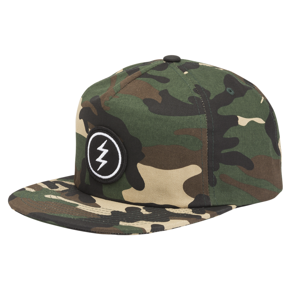 Electric Volt Patch Hat