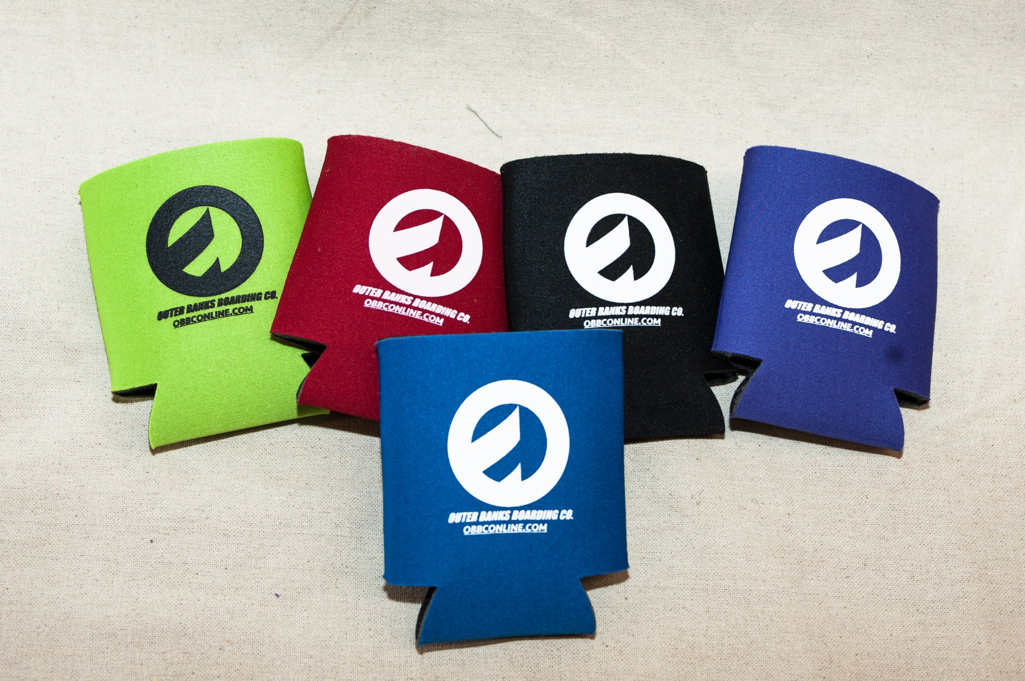 OBBC Collapsible Koozie