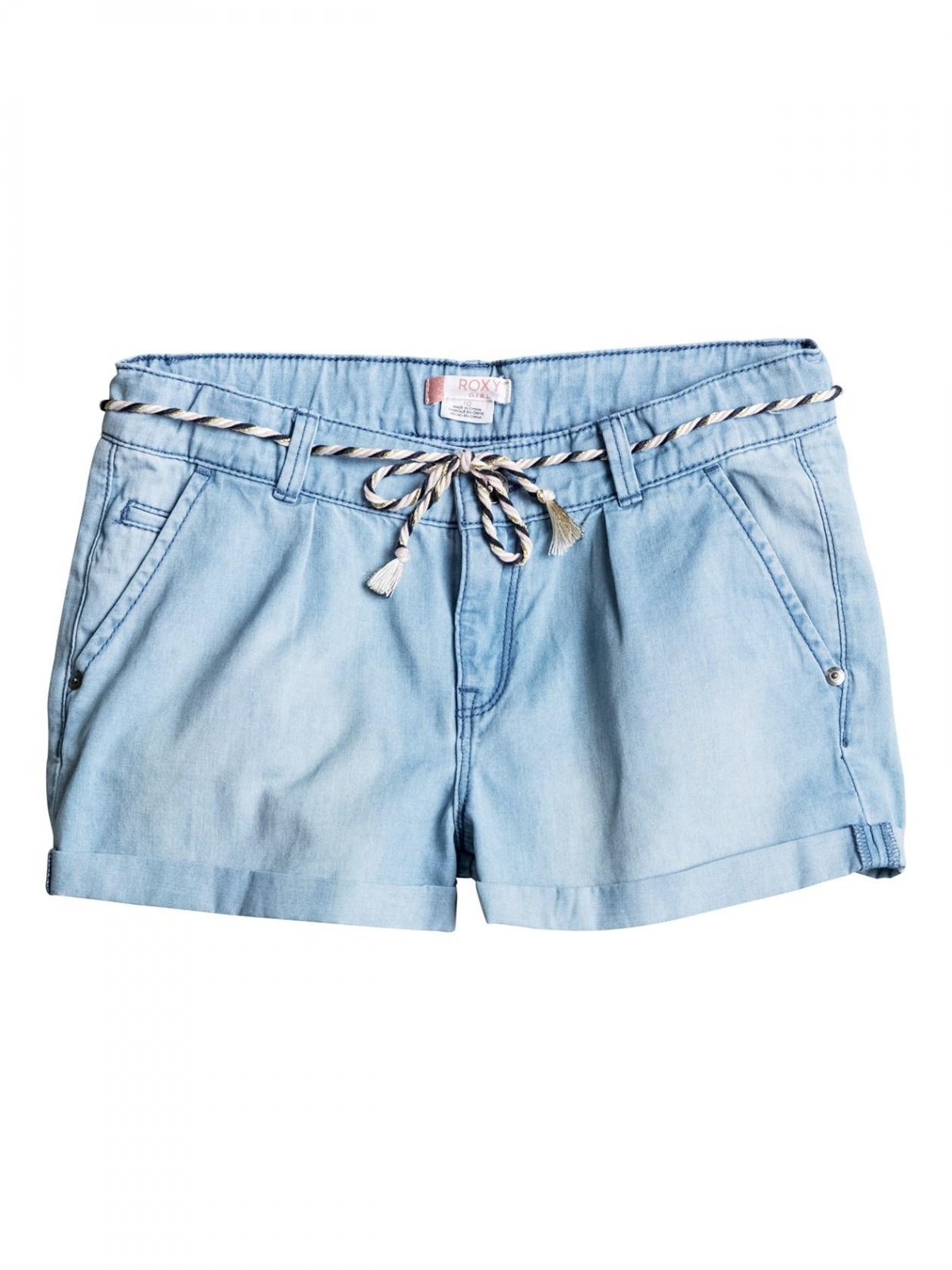 Roxy Just A Habit Short Light Blue