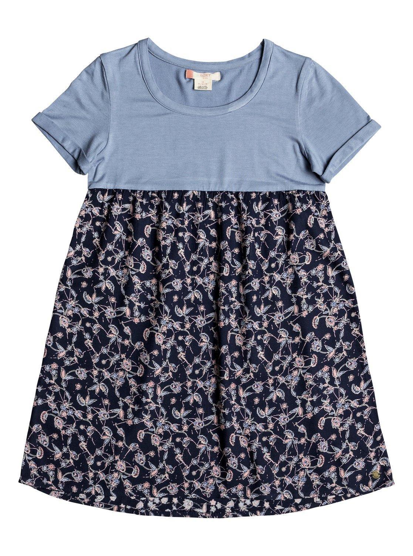 Roxy Branche Of Lilac Dress Blues
