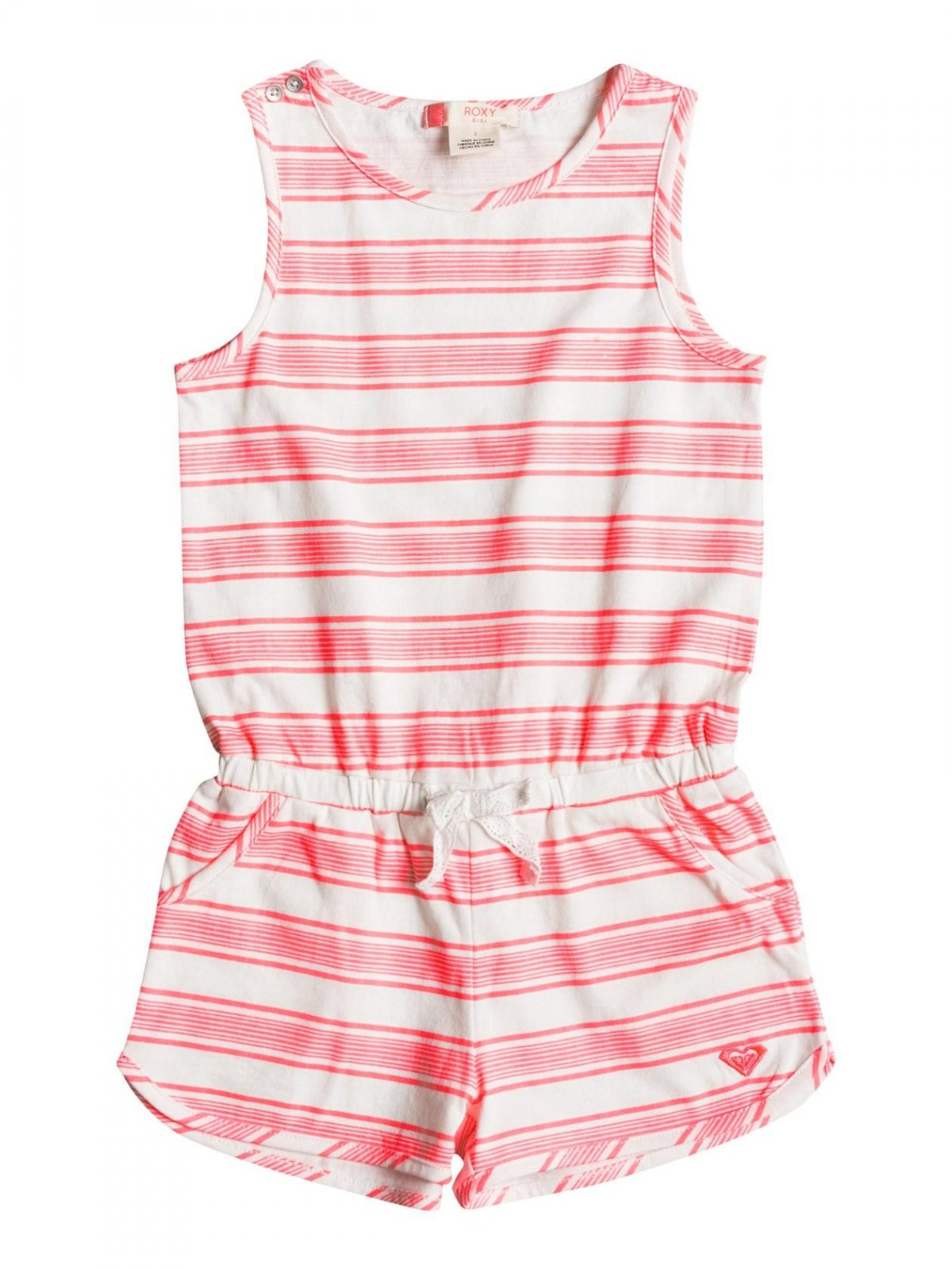 Roxy All I Give Romper Marshmallow