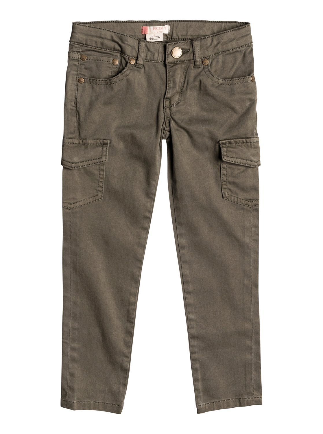 Roxy Path To Friendship Pant Dusty Olive