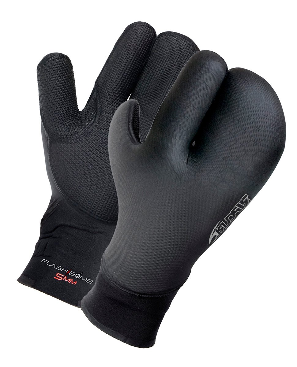 Rip Curl Flash Bomb 5/3mm Three Finger Glove
