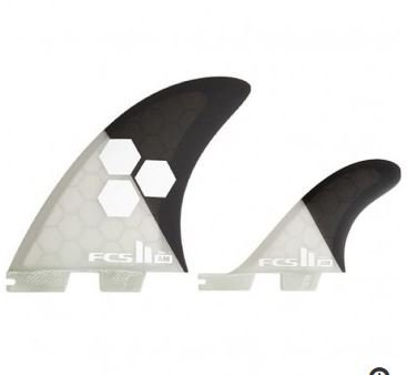 FCS II Al Merrick PC Twin + Stabilizer Fin Set