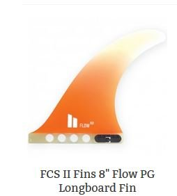 FCS II Flow PG Single Fin