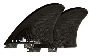 FCS II Modern Keel PG Twin Fins