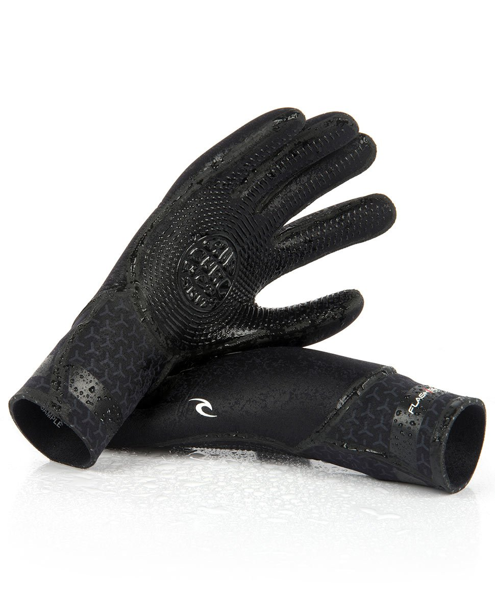 Rip Curl Flashbomb 5/3mm 5 Finger Glove