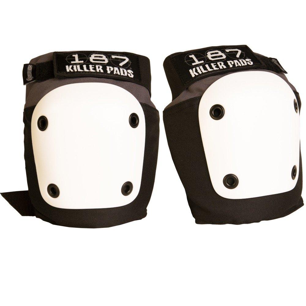 187 Killer Pads Fly Knee Pads Grey/Black