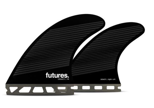 Futures F8 Legacy Quad Fin Set