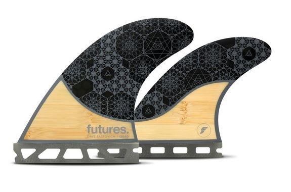 Futures Rasta Quad Fin Set