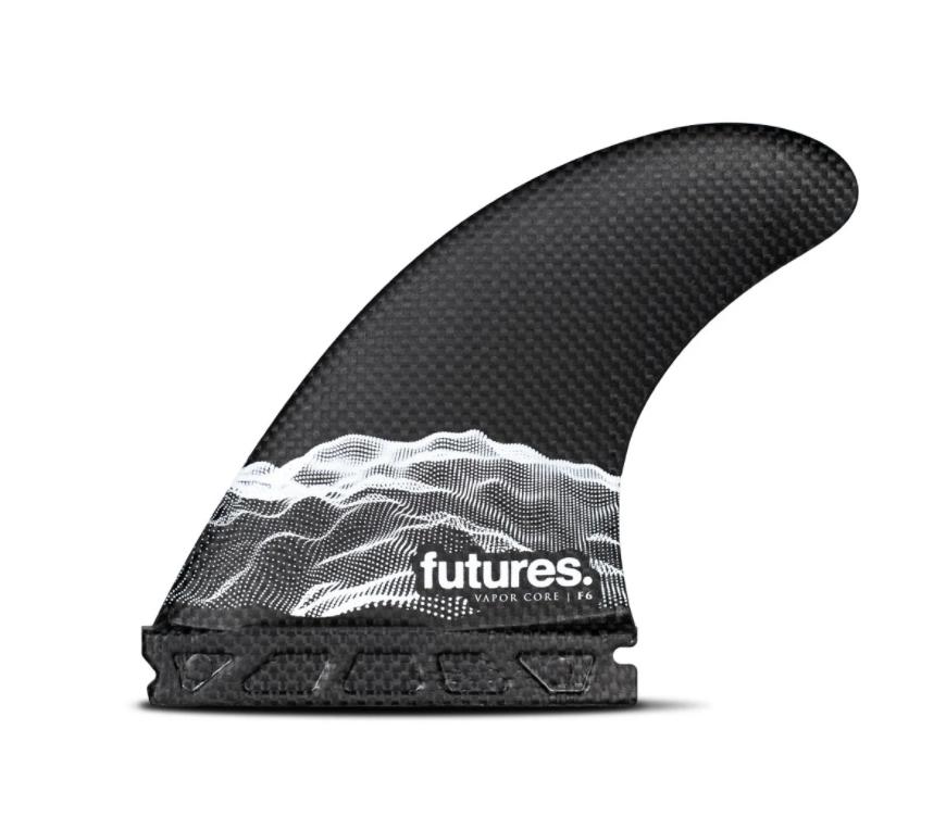 Futures Neutral Vapor Core Tri Fin Set