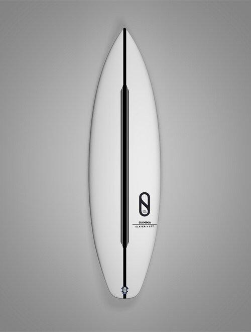 Slater Designs LFT Gamma Surfboard