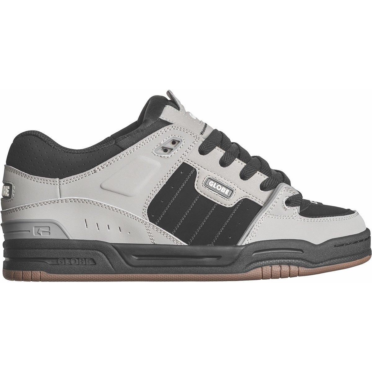 Globe Fusion Shoe Drizzle Grey/Black