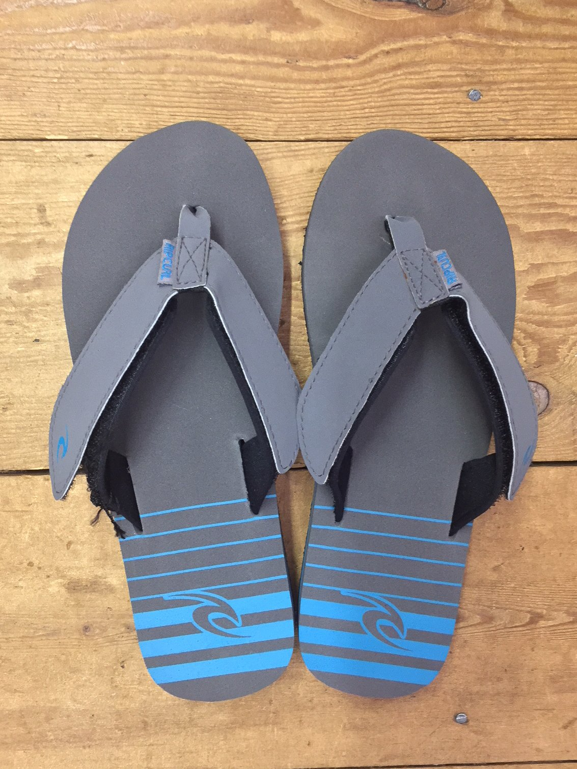 Rip Curl The One Kids Sandal Grey