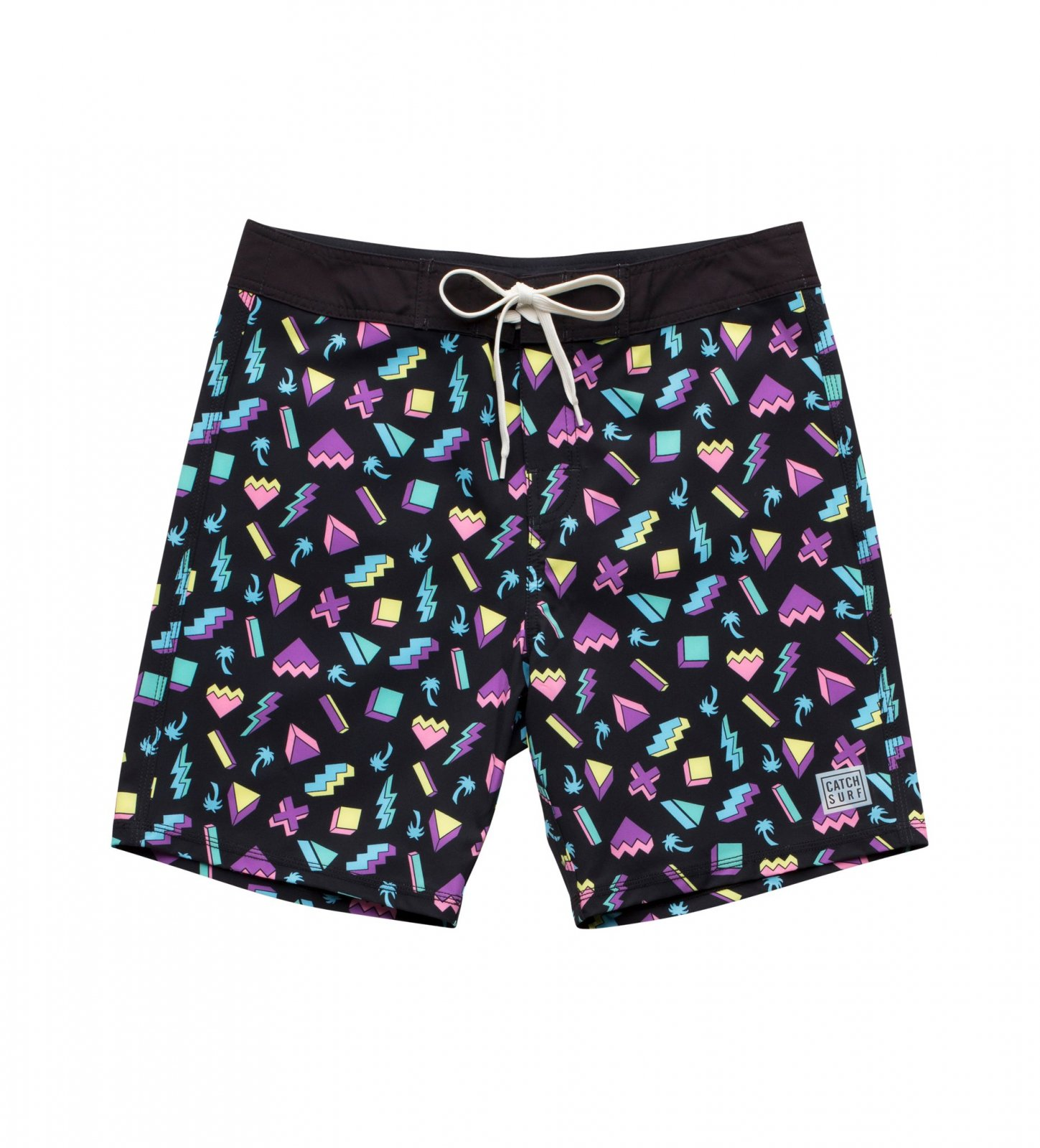 Catch Surf All Day Kalani 18 Boardshort Black