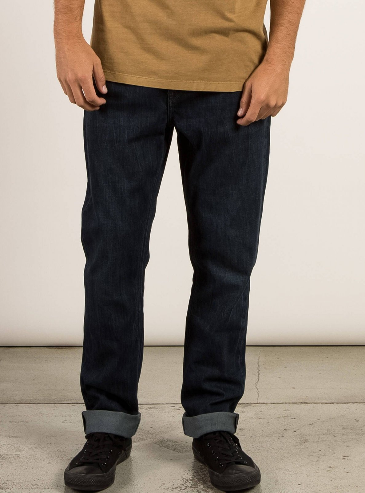 Volcom Kinkade Tapered Matured Blue