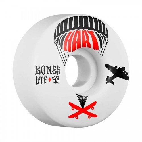 Bones STF V1 Hart Drop 53mm Wheel Set