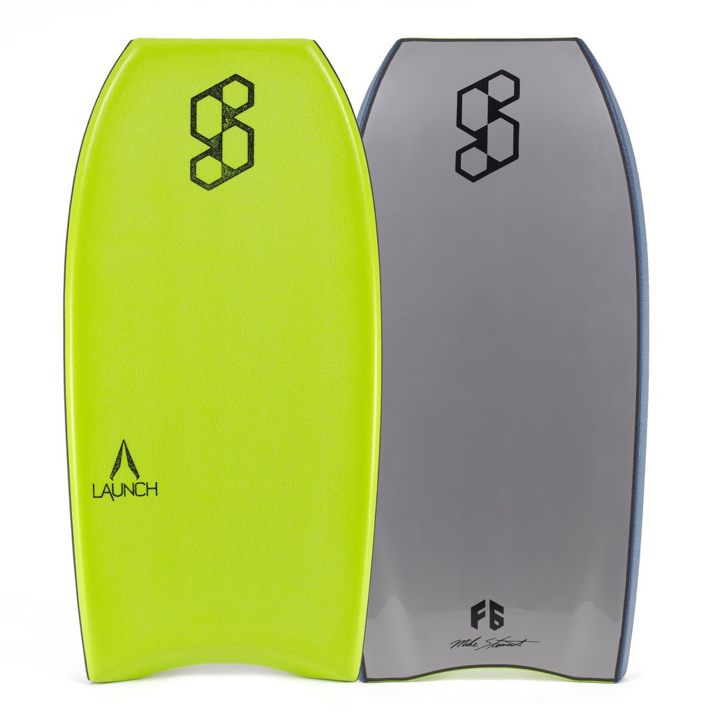 Science Launch Tech Crescent Tail Bodyboard