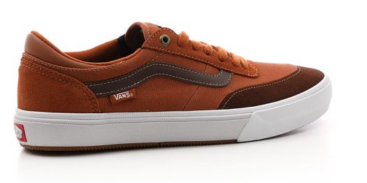 Vans Gilbert Crockett Pro 2 Leather Brown/Potting Soil
