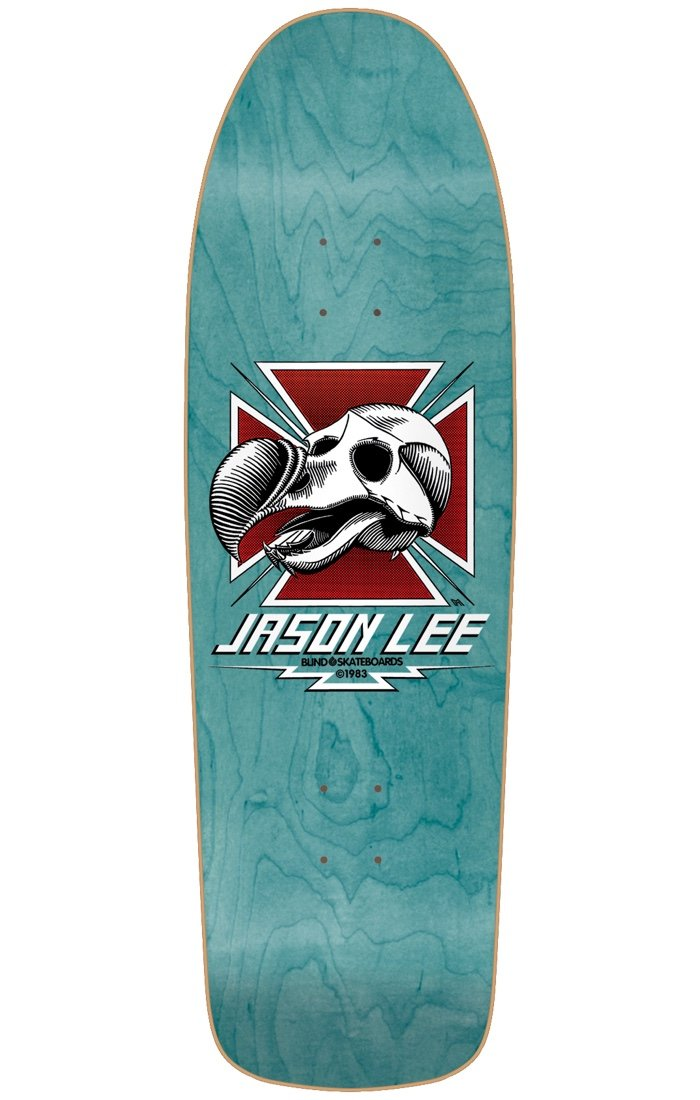 Blind Lee Dodo Reissue Deck Screen Printed