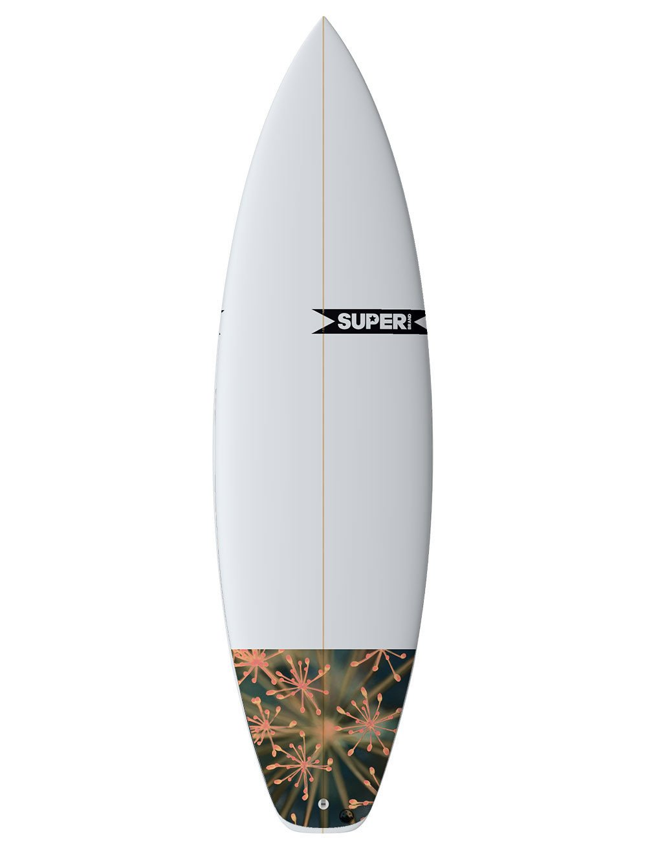 Sale SUPERbrand Magic Mix Surfboard