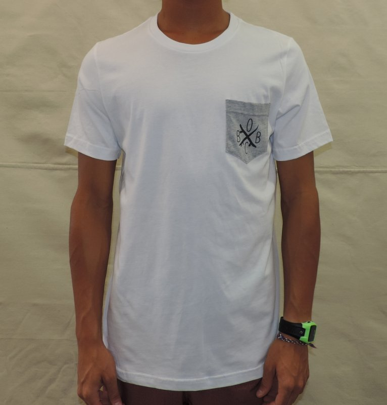 OBBC Mens Boardercross Pocket Tee