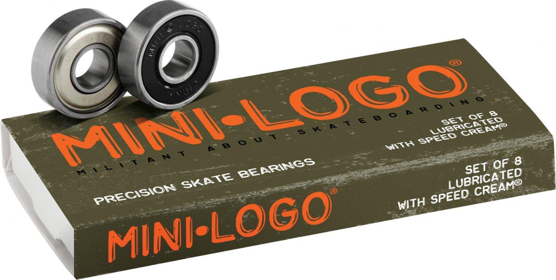 Mini Logo Bearing 8 pack