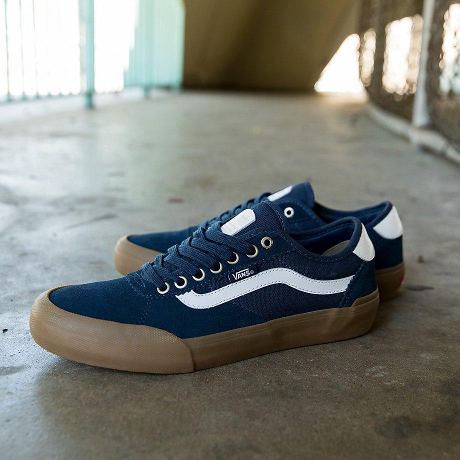 Vans Chima Pro 2 Shoe Navy/Gum/White